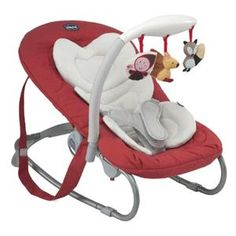 La hamaquita Chicco Mia es cómoda, divertida en la que el niño puede relajarse y entretenerse con total seguridad y confort.