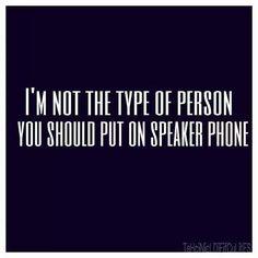 BAHAHAHAHA... as @Amy Sandvos is always telling me :)