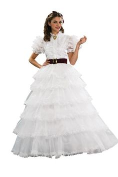 Southern Belle Costume for Women
