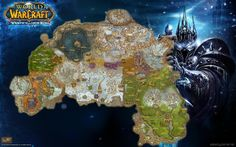 World of warcraft map im going on an adventure pinterest 1920x1200 free download world of warcraft wrath of the lich king gumiabroncs Choice Image