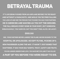 The Narcissist is very good in leaving his/her victims in Betrayal Trauma, a lot of times people confuse this with love and think their… Narcissistic People, Narcissistic Behavior, Narcissistic Abuse Recovery, Narcissistic Personality Disorder, Narcissistic Sociopath, Sociopath Traits, Narcissistic Mother, Betrayal Quotes, Infidelity Quotes