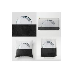 Playing with textures - The Moon #moon #luna #textures #texture #reflection #watercolor #gray #white #pouch #pillow #artprint #poster #deco #shower #curtain #shapes #round #geometric #design #diseño #abstract @Society6