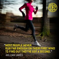 Have you found your second wind? #inspiration