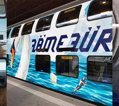 Swiss Railways, S Bahn, Zurich, Coaches, Night Time, Switzerland, News, Zug, Trainers