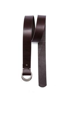 Apolis Double Ring Belt