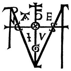 Monogramm Friedrichs des III. - A.E.I.O.U. - Wikipedia, the free encyclopedia