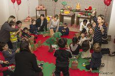Festa de 3 aninhos da Manuela