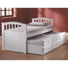 san marino storage trundle bed by acme furniture twin size bedsfull