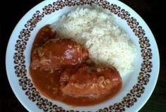 cz - On-line kuchařka Czech Recipes, Ethnic Recipes, Chana Masala, Healthy Dinner Recipes, Main Dishes, Rolls, Food And Drink, Soup, Cooking