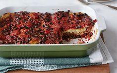 Black Bean Lasagne Recipe by Trisha Yearwood