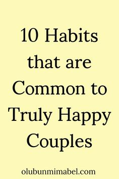 Happy couples make a happy marriage.  It's one thing to be married, it's another thing to be happily married, and another thing to be truly happy married.  Yes, some people feign happiness.  But you can't successfully pretend to be happy. People can always tell if you are genuinely happy or not.... #marriageadvice #marriagetips #happymarriage Happy Marriage Tips, Marriage Humor, Happy Relationships, Marriage Advice, Pretending To Be Happy, Happy Play, Sense Of Entitlement, Physical Intimacy, Happy Couples
