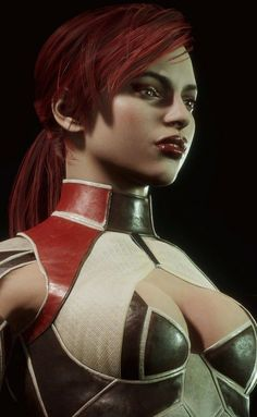 Skarlet from The Mortal Kombat video game. Escorpion Mortal Kombat, Mortal Kombat Video Game, Mortal Kombat Cosplay, Arte Peculiar, Mileena, Fighting Games, Game Character, Character Poses, Resident Evil