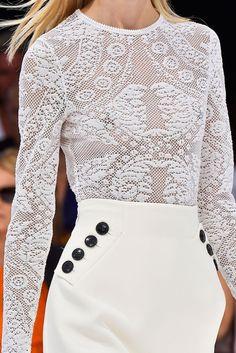 Dior S/S 2015 Runway Details