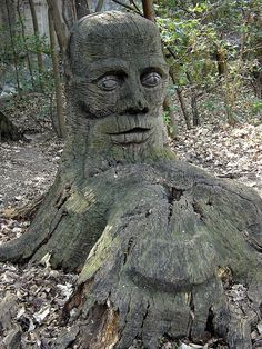 Eastwoods Tree Spirit