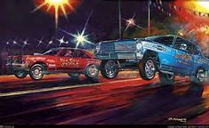 Image result for 1960 Drag Racing Cars
