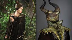 'Maleficent': Inside the Costumes of Angelina Jolie's Disney Villain (Photos)