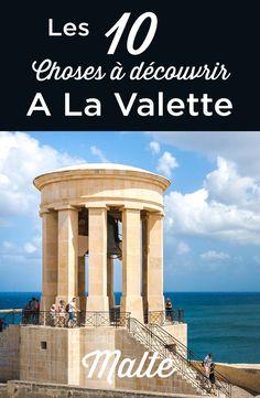 Visiter La Valette