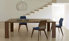 Love the matching wood via Atelier