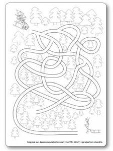 Labyrinthe Luge Mazes For Kids, Winter Activities For Kids, Luge, Pediatric Ot, Picture Puzzles, Winter Olympics, Winter Time, Kindergarten, Preschool
