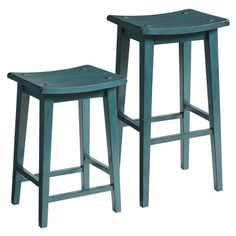 With a clean <i>wabi-sabi</i> aesthetic, our stool is almost deceptive in its simplicity. Tapered legs, recessed apron, a gently curved seat accented by exposed wooden pegs—all are made of rubberwood, a densely grained and sturdy hardwood. This is a trend-proof, unexpectedly comfortable design that blends with kitchen islands, game rooms or even offices. And there's nothing simple about that.