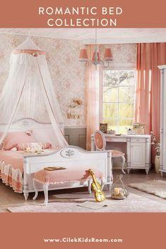 Superior #romantickidsbeds #girlsrooms #prettygirlsrooms #kidsrooms Kidsroom,  Romantic, Bed, Collection,