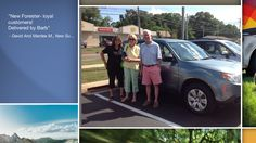 Dear David And Mardee Moore   A heartfelt thank you for the purchase of your new Subaru from all of us at Premier Subaru.   We're proud to have you as part of the Subaru Family.