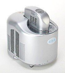 Whynter IC-2L Stainless Steel WHYNTER SNO Ice Cream Maker - 2 quarts