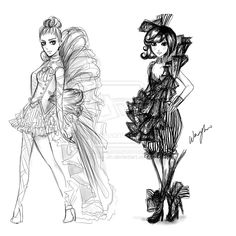 fashion by *Seo-Jin on deviantART