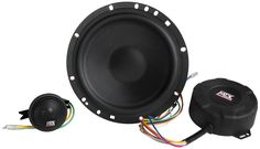 Picture of Signature Series SS7 6.5 inch 150W RMS 2-Way Component Speaker Pair
