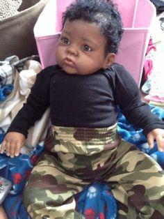 AA Cuddles Reborn Baby Boy