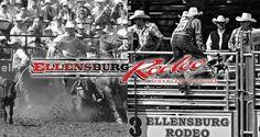 Ellensburg PRCA Rodeo September 2-5 2016.