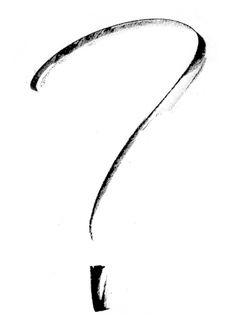Hasil gambar untuk question mark quote tumblr