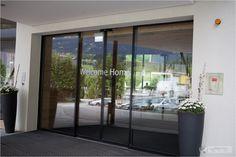 Entrance at Falkensteiner Hotel in Schladming, Austria – Wellness Hotel Österreich by Falkensteiner - #wellness #hotel #austria