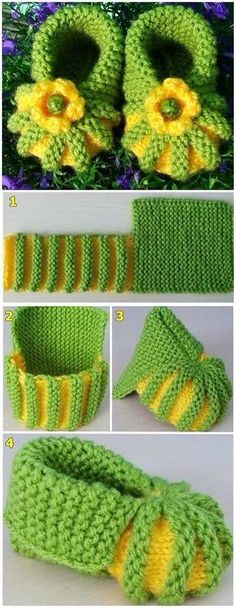 Baby Booties Models And Constructions ww . Knitting Baby Booties Models And Constructions ww .Knitting Baby Booties Models And Constructions ww . Knitting For Kids, Baby Knitting Patterns, Loom Knitting, Knitting Socks, Knitting Projects, Crochet Projects, Hand Knitting, Crochet Patterns, Knitting Ideas