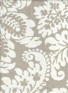 Damon Grey - www.BeautifulFabric.com - upholstery/drapery fabric - decorator/designer fabric