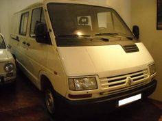 Used Renault Trafic 2.1 d car for sale from Valladolid, Spain. Year: 1999, Price: 5,000 EUR, Bodytype: Van, Fueltype: Diesel, Mi: 90,000 km. power steering.
