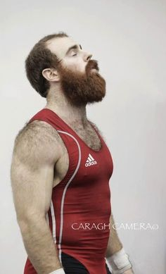 Lucas Parker - Cross fit Athlete  wow, that's a REAL MAN