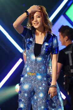 Jiyoung - KARA - 'Step' Win on MCountdown 2011