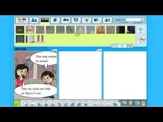 Module 2: My favourite tool. I've used it with my students I they love it. Getting Started With ToonDoo - YouTube