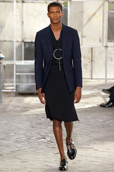 Givenchy, Look #1