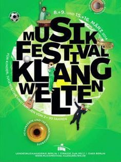 In March, the Musikfestival Klangwelten will be taking place offering lots of hands-on activites for families in FEZ, Koepenick. More info in the link.