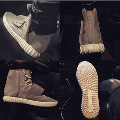 48fab82a74e 15 Best Adidas Yeezy Boost 750 Chocolate Brown Colourway images ...