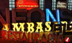 Who doesn't love a good neon sign? Stop by the Neon museum in Warsaw, Poland!
