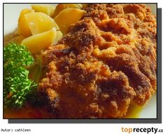 Řízky z pomalého hrnce Meatloaf, Mashed Potatoes, Crockpot, Slow Cooker, Waffles, Food And Drink, Breakfast, Ethnic Recipes, Ph