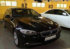 BMW 5 Series 520 d – 2012 - Kerala Classify