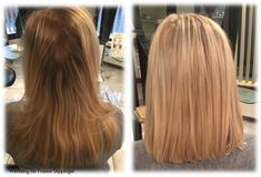 Diese wunderschöne Typveränderung wurde von Andrea aus dem Kirchberger Team gefärbt und geschnitten! #Typveränderung #blond #blondie #Longbob #KirchberganderPielach #TeamKirchberg #FriseurStippinger – großartig hier: Kirchberg an der Pielach. Andreas, Long Hair Styles, Top, Hairdresser, Nice Asses, Long Hair Hairdos, Long Hair Cuts, Long Hairstyles, Long Hair Dos
