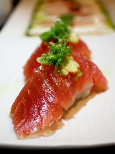 Arigato Sushi - Santa Barbara, CA. You will dream about this food after you eat it.