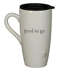 'Good to Go' Travel Mug