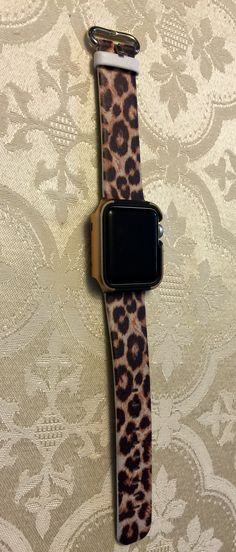 Here is my new iwatch band. Added a defender guard to the watch.