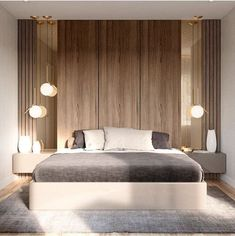 Modern Luxury Bedroom Designs - Home Design - Info Virals - New Fashion and Home Design around the World Modern Luxury Bedroom, Luxury Bedroom Design, Modern Master Bedroom, Master Bedroom Design, Luxury Interior Design, Contemporary Bedroom, Luxurious Bedrooms, Home Bedroom, Bedroom Decor